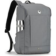 Balo laptop 15.6 inch Mikkor Kalino Backpack Mouse Grey thumbnail