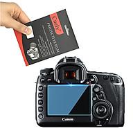 Miếng dán màn hình cường lực cho máy ảnh Canon 700D 750D 760D 70D 80D 7DII thumbnail