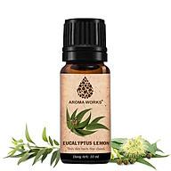 Tinh Dầu Bạch Đàn Chanh Aroma Works Essential Oils Eucalyptus Lemon thumbnail