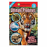Smithsonian Readers Ultimate Predators Level 3 thumbnail