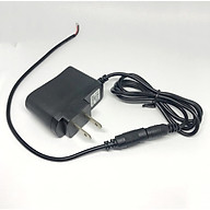 Nguồn adapter sạc 12V-1A Tặng kèm jack DC đầu kết nối 2.1mm x 5.5mm - LK0089 thumbnail