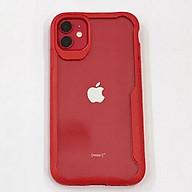 Ốp lưng cho iPhone 11 (6.1 ) hiệu j-CASE Pc viền bumper Tpu chống sốc - Hàng nhập khẩu thumbnail