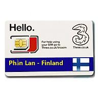 Sim Du lịch Phần Lan - Finland 4G tốc độ cao thumbnail