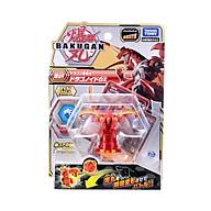 Quyết Đấu Bakugan - Siêu Chiến Binh Rồng Lửa DX Dragonoid Red - Baku014 thumbnail
