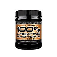 Thực phẩm bổ sung năng lượng 100% Creatine- monohydrate 300g thumbnail