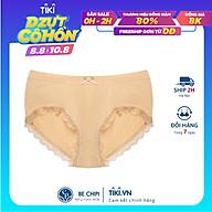 Quần Lót Nữ Cotton Cạp Trung Mỏng Nhẹ Co Giãn 4 Chiều Kháng Khuẩn Khử Mùi Thoáng Mát By Bechipi QL2018 thumbnail