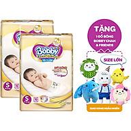 Ta Quâ n Cao Câ p Bobby Extra Soft Dry S70 (70 mê ng) - Tặng 1 đồ bông Bobby Chan (Sưu tập 05 con Bobby Chan & Những người bạn) thumbnail