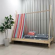 Bộ giường lều Fores hình tam giác thumbnail