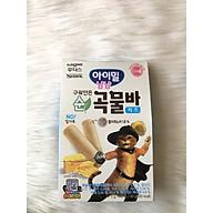 Bánh ăn dặm -Bánh cuộn ngũ cốc Ayimeal Yum Yum vị phô mai cho bé (40g) thumbnail