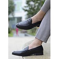 Giày Lười Nam Da Bò Cao Cấp D006 thumbnail