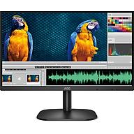 Màn hình AOC 24B2XHM 74 (23.8inch FHD VA 75Hz 6ms 250nits HDMI+VGA) - Hàng Chính Hãng thumbnail
