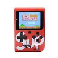 Máy Chơi Game Cầm Tay SUP Game Box 400 In 1 (Giao Màu Ngẫu Nhiên) - Hàng chính hãng thumbnail