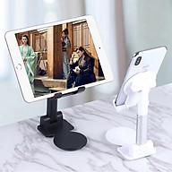 Giá đỡ điện thoại, máy tính bảng F8 gấp gọn tiện dụng (Màu ngẫu nhiên) - Hàng chính hãng thumbnail