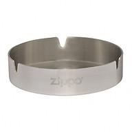 Gạt Tàn Zippo Thép Không Rỉ Zippo Stainless Steel Ashtray 121512 thumbnail