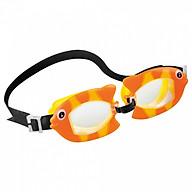 Kính bơi hình cá màu cam cho bé 3-8 tuổi thumbnail