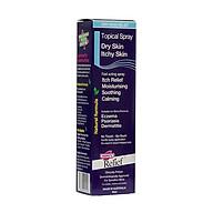 Xịt dưỡng da Hope s Relief Topical Spray cho da eczema, vẩy nến, viêm da (90ml) thumbnail