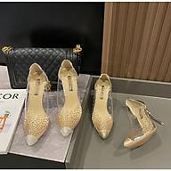 Giày cao gót trong suốt (10cm) thumbnail