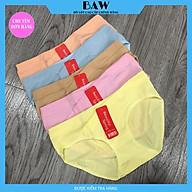 Quần Lót Cotton Bà Bầu siêu co giãn thoáng mát thương hiệu BAW mã QLN58 thumbnail