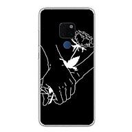 Ốp lưng dẻo cho Huawei Mate 20 - 0081 HANDBYHAND - Hàng Chính Hãng thumbnail