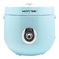 Nồi Cơm Điện Nắp Gài Happy Time Sunhouse HTD8522G (1.2 lít) - Xanh - Hàng chính hãng thumbnail