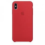 Ốp lưng silicon case cho iPhone XS MAX chống sốc chống bám bẩn - Hàng nhập khẩu thumbnail