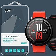 2 kính cường lực cho đồng hồ Amazfit Pace - chính hãng GOR thumbnail