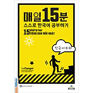 15 Phút Tự Học Tiếng Hàn Mỗi Ngày thumbnail