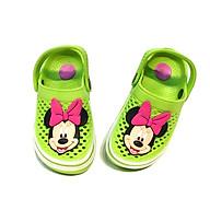 Dép sục Thái Lan hình Mickey đáng yêu cho bé gái chất liệu Phylon siêu nhẹ cao cấp, an toàn, bền đẹp, đi mưa rửa nước thoải mái, không mất màu trong quá trình sử dụng EMN68Banana Sr7 thumbnail