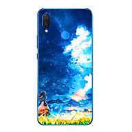 Ốp lưng dẻo cho điện thoại Huawei Y9 2019 - Little Girl thumbnail