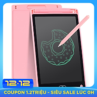 Portable 8 Inch LCD Writing Tablet Ultra-thin Electronic Drawing Board Reusable Handwriting Pad with Stylus Pen Erase thumbnail