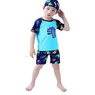 Đồ bơi bé trai in hình khủng long thumbnail