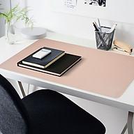 Thảm da trải bàn làm việc Deskpad Lucas (40x80cm) - Hàng Chính Hãng thumbnail