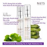 NoTS 28 Remedy Balancing DAY and Night Moisturizer Skin Care SET thumbnail