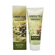 Tẩy tế bào chết chiết xuất trà xanh 3W Clinkc Green Tea Moisture Peeling Gel 180ml thumbnail