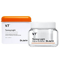 Kem Dưỡng Trắng, Tái Tạo Da, Giảm Thâm Mụn, Nám Da Dr.Jart+ V7 Toning Light 50ml ( phiên bản mới) thumbnail