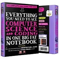 Sách - Computer Science and Coding - Sổ tay khoa học máy tính & mã hóa ( 11 - 15 tuổi ) thumbnail