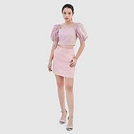 Váy mini basic nhung tăm - MARC FASHION thumbnail