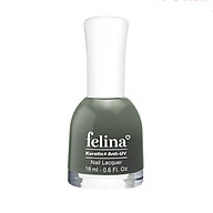 Sơn móng tay Felina 18ml CS950 - Xám Đen thumbnail