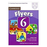Cambridge Young Learner English Test Flyers 6 Student Book thumbnail