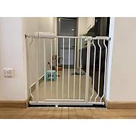 Thanh chắn cửa cầu thang Umoo Không cần Khoan đục, hàng nhập khẩu chính hãng, an toàn cho Bé thumbnail