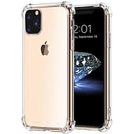 Ốp lưng silicone chống sốc full hộp cho điện thoại iPhone 11Pro Max 6.5inch Dada - Hàng chính hãng thumbnail