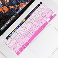 Tấm phủ phím silicon dành cho Macbook đủ dòng thumbnail