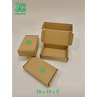 HỘP CÀI CARTON TRƠN 18x10x5 - 3HC0901 thumbnail