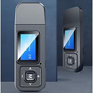 Bộ Thu Phát Không Dây 3 In 1 Bluetooth 5.0 Màn Hình LCD ROGTZ BT-03 - Hàng Chính Hãng thumbnail