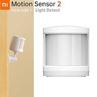 Xiaomi Cảm biến con người 2,Cảm biến an toàn trong nhà thumbnail