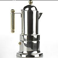 Bình pha cafe moka chuẩn ý 4 cup thumbnail