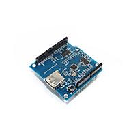 Arduino USB Host Shield Google ADK thumbnail