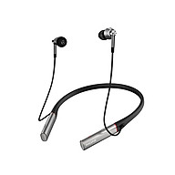 Xiaomi 1MORE Triple Driver BT In-ear Headphones Hi-Res HiFi Sound Noise Cancellation Sports Earbuds E1001BT - Gray & Silver thumbnail