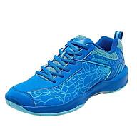 Giày cầu lông Kawasaki K081 Blue, êm ái, bền bỉ, chống bám bẩn, hàng có sẵn, dành cho nam và nữ đủ size thumbnail
