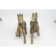 Tượng Ngựa Phong Thủy bằng đồng thumbnail